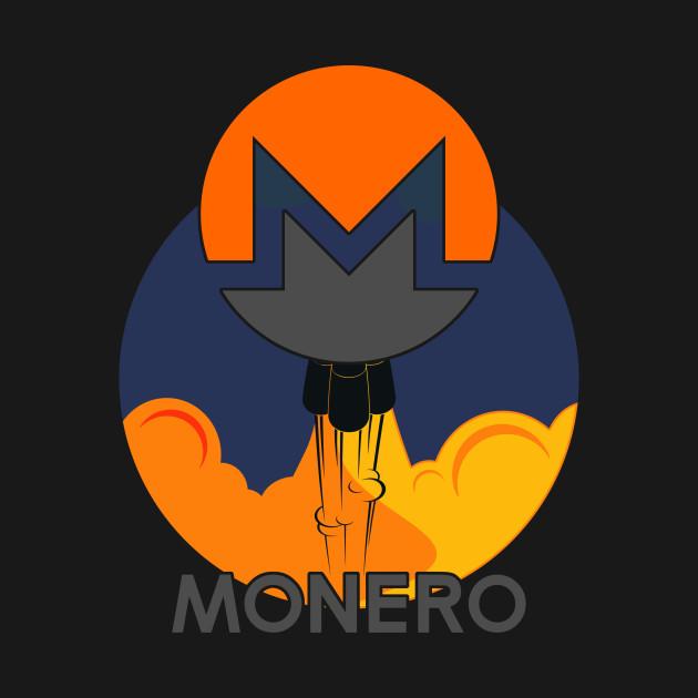 Rocket to The Moon : Monero Edition