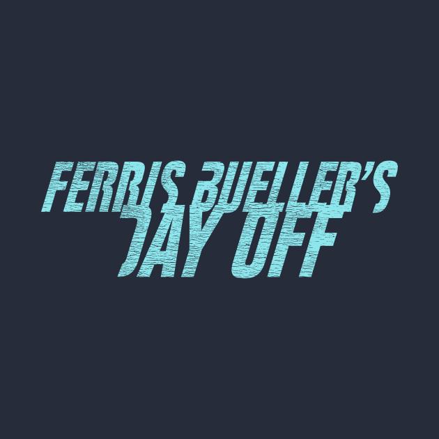 "FERRIS BUELLER (a la ""Fight Club"")"