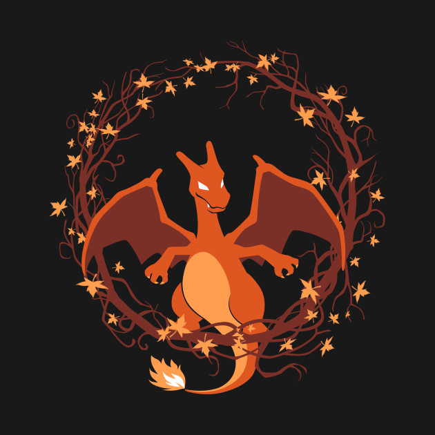 Circle dragon fire