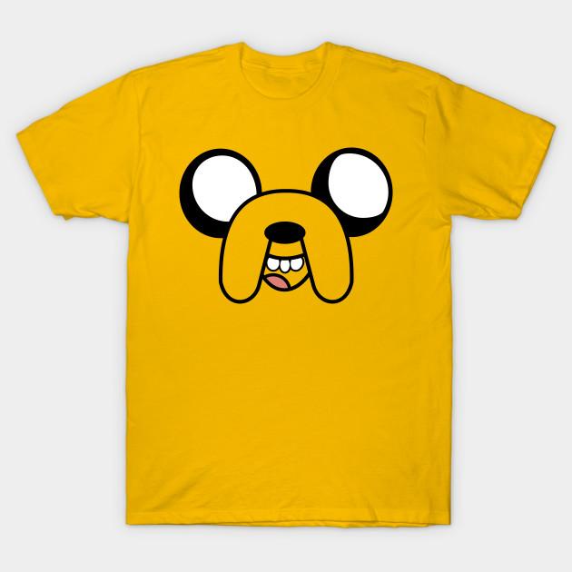 Jake The Dog Adventure Time Jake T Shirt Teepublic