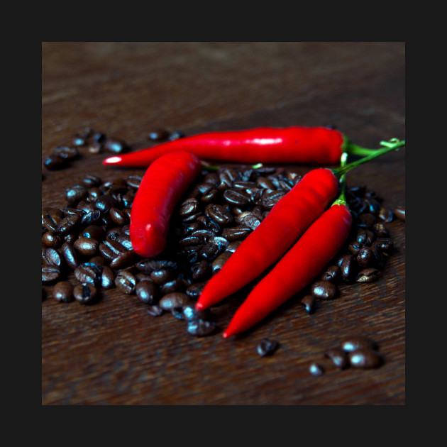 Hot Chili and Coffee Beans