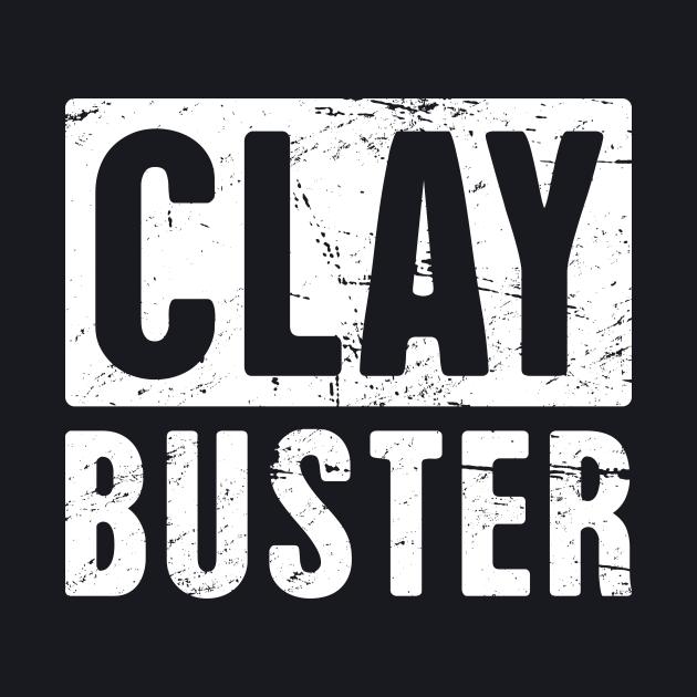 Clay Buster | Shotgun & Skeet Shooting Design