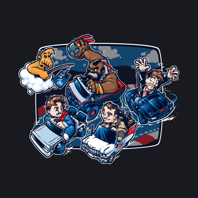 Super 80s Kart