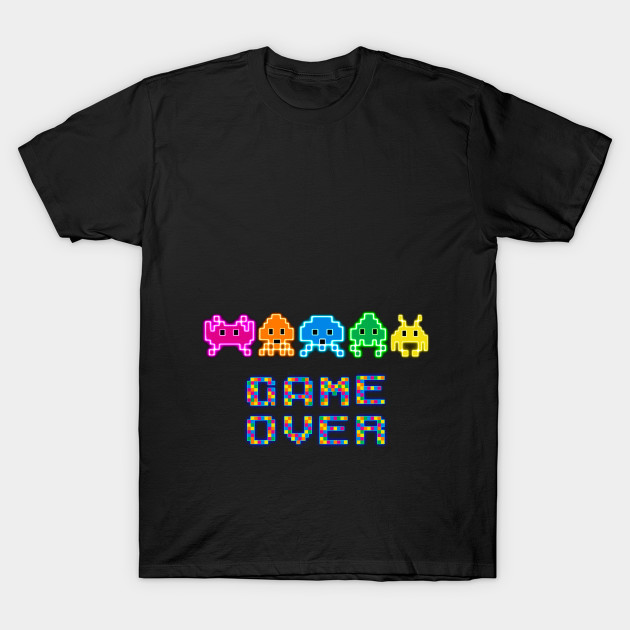 Arcade Game • illustration vector • Photoshop • Pixel art