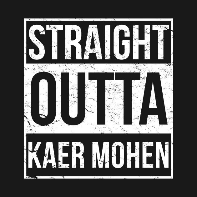 Straight Outta Kaer Morhen