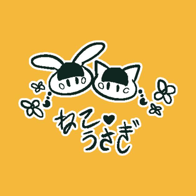 Cat & Rabbit
