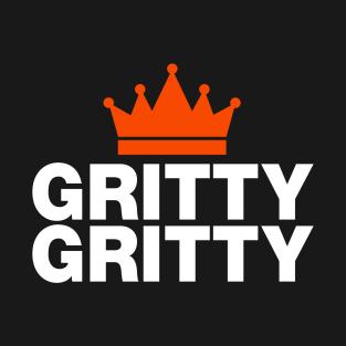8ae9f95e7 Gritty Gritty Philadelphia Hockey Mascot T-Shirt
