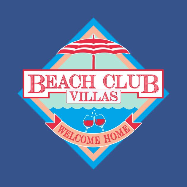 Beach Club Villas - Welcome Home