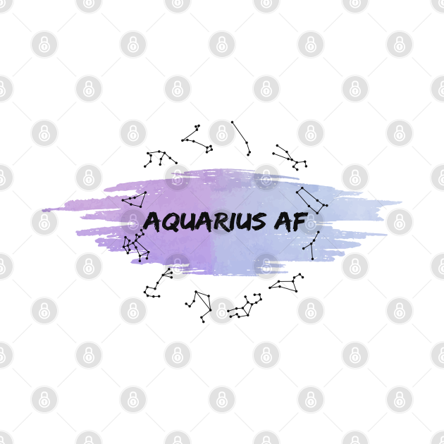 Aquarius Af : Spiritual Birth signs