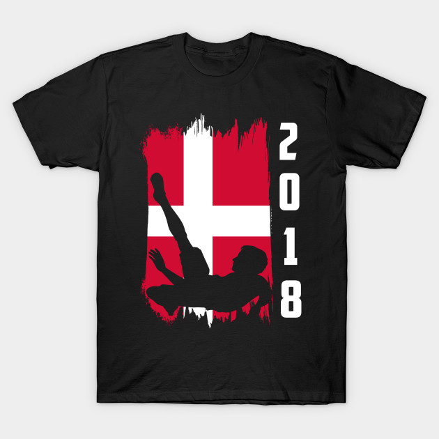 c51d1091237 World Cup 2018 Denmark - World Cup 2018 - T-Shirt | TeePublic