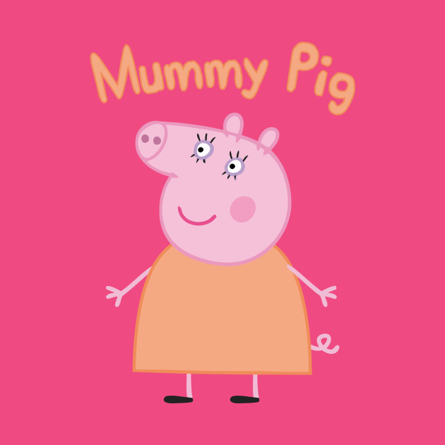 Peppa Pig Build & Play Small Figure Bag - Mummy Pig : Other ...