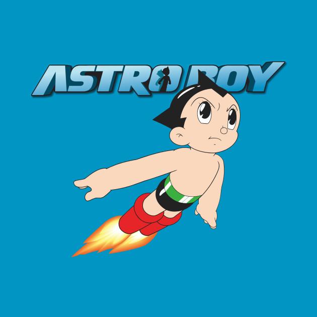 """Astro Boy """"The Mighty Faggot"""""""