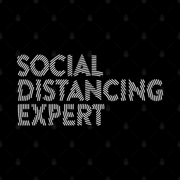 Social Distancing Expert T-Shirts Hoodie