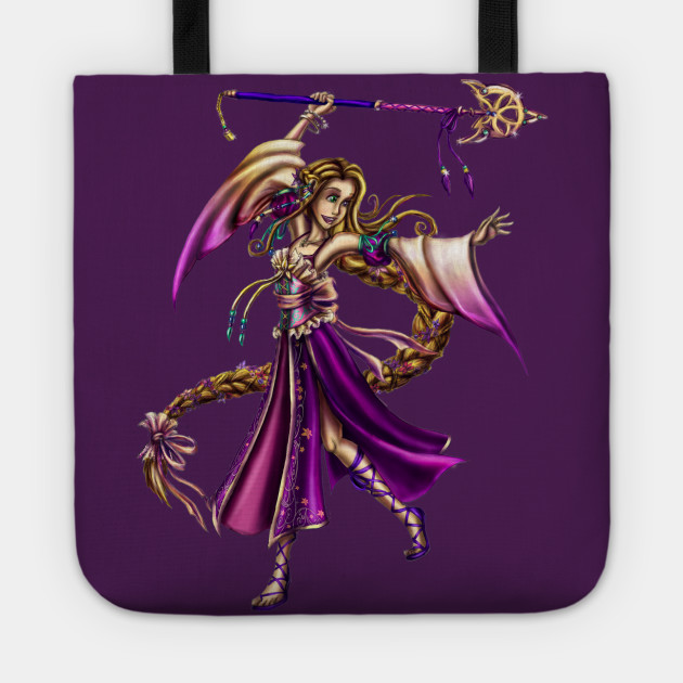 Yuna Rapunzel (Sans Background)