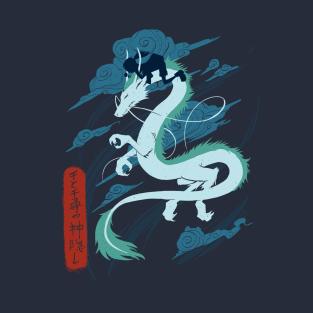 Chihiro t-shirts