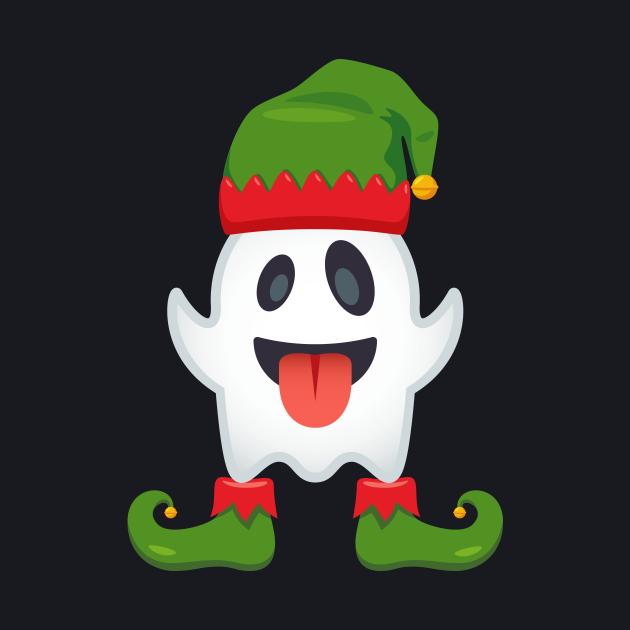 Boo Christmas Funny Xmas