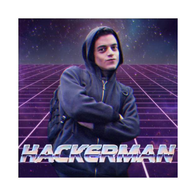 mr robot hackerman