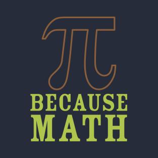 Because Math
