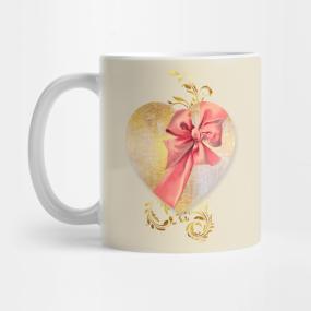 main tag valentine mug
