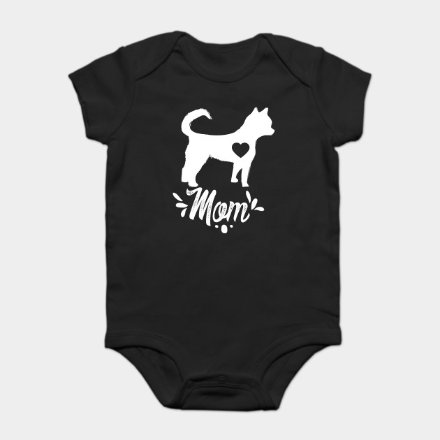 4d787068d Chihuahua Dog Mom Shirt Mother's Day Gift - Chihuahua - Onesie ...
