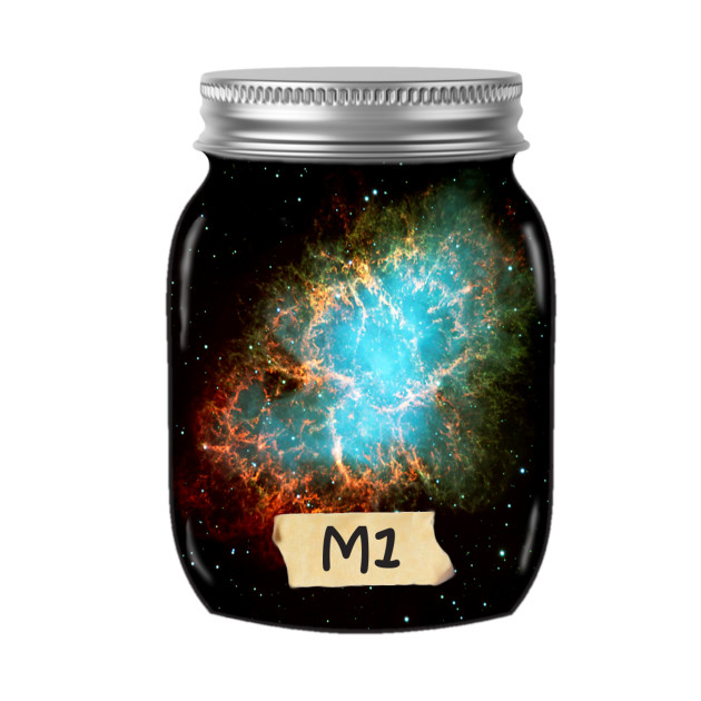 The Universe in a Jar (M1)