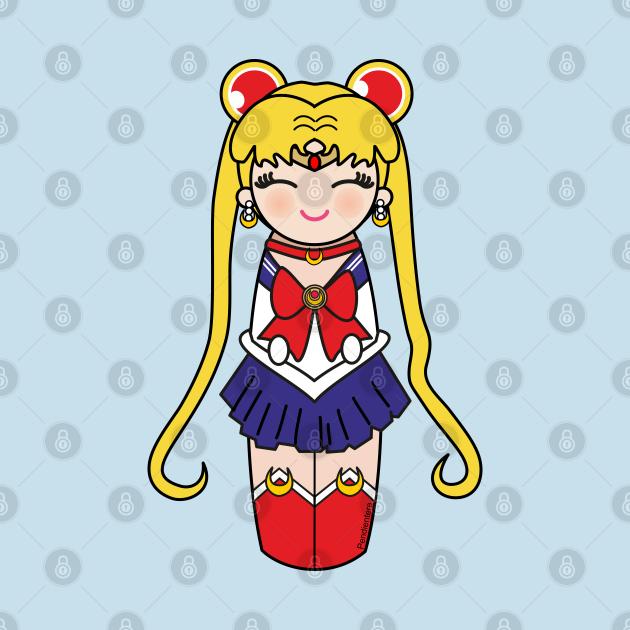Kokeshi Sailor Moon