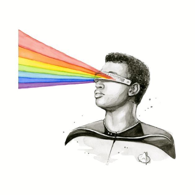 Geordi Rainbow