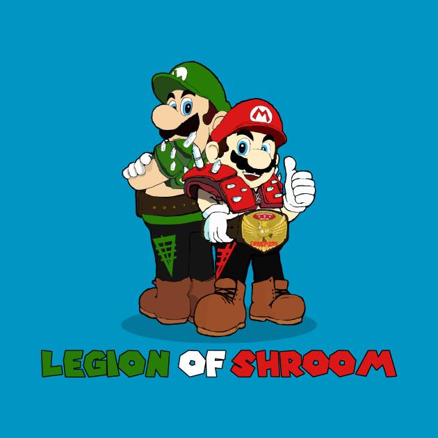 Legion of Shroom