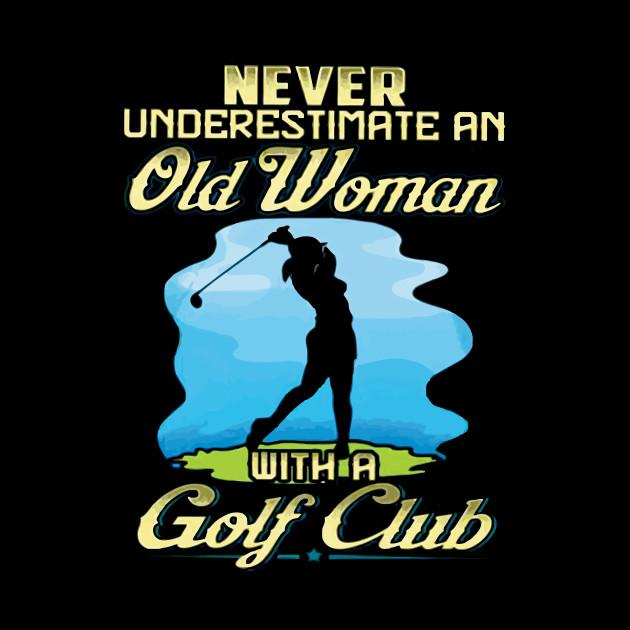 Golf Club T Shirt