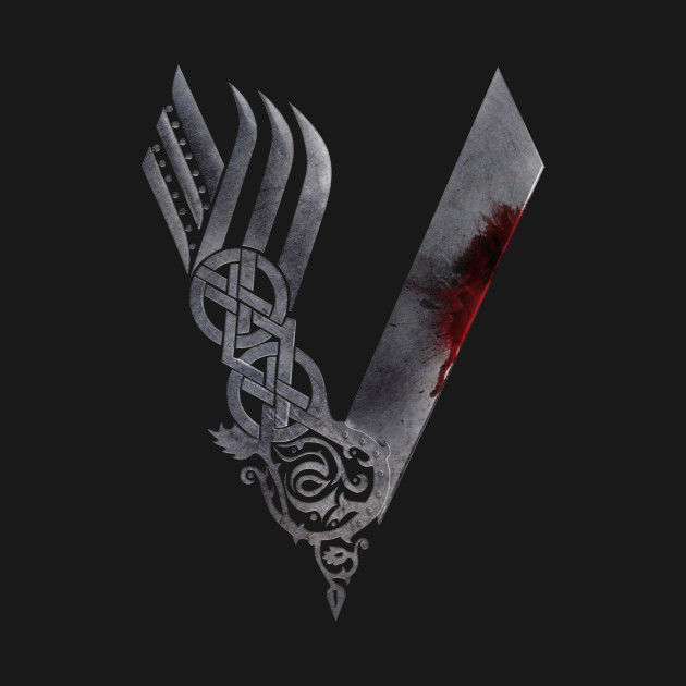 Vikings - HD logo