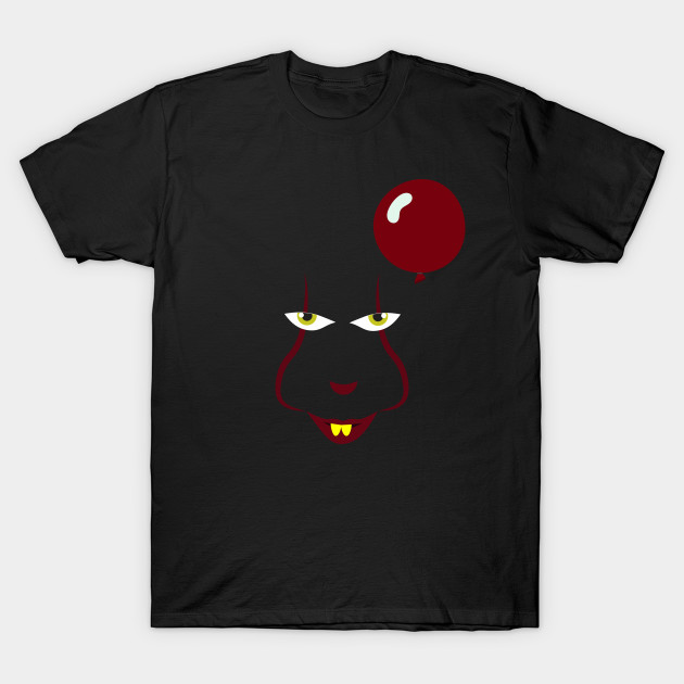 Evil Scary Clown Clown T Shirt Teepublic