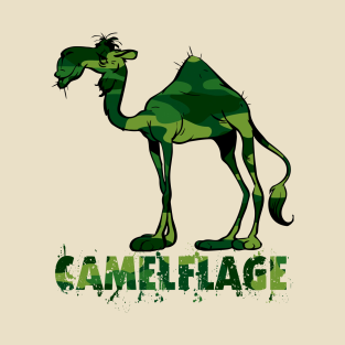 Camelflage t-shirts