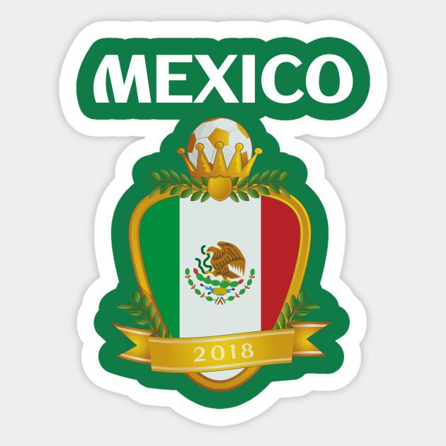 f5a29b330c2 Team Mexico Futbol El Tri - Mexico Soccer - Sticker   TeePublic