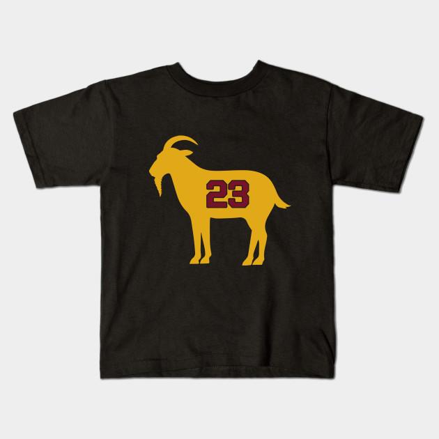 online store b3c2e dbe51 LeBron James Shirt | LeBron Goat | King James Crown Tshirt | Cleveland The  Goat 23 | LBJ Shirt LeBron GOAT
