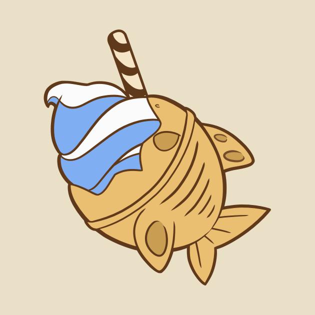 Shark Taiyaki