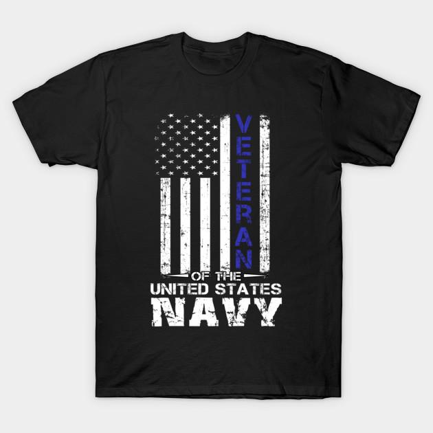 US United States Navy USA T-shirt USN Tshirt shirt