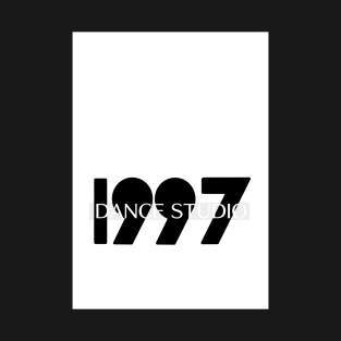 1997 Dance studio t-shirts