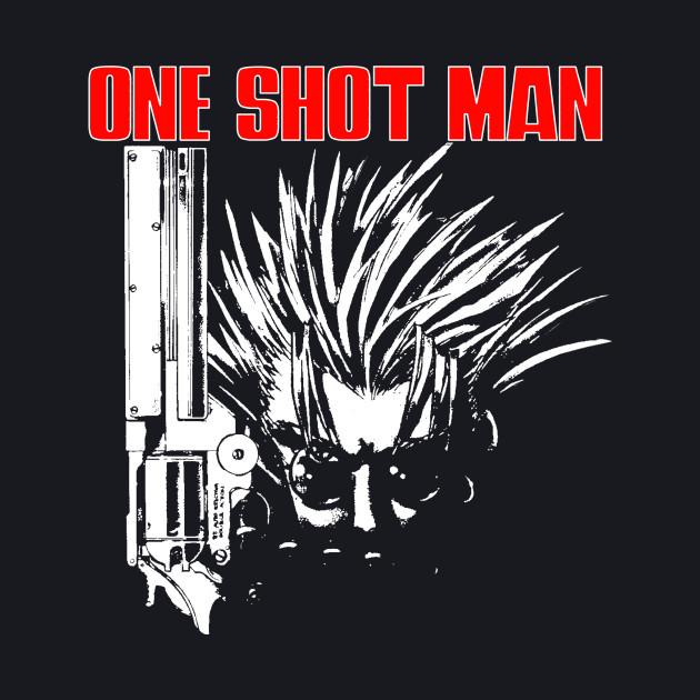 Trigun - One shot man