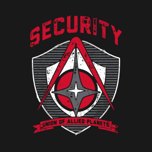 Firefly: The Alliance Security Tee