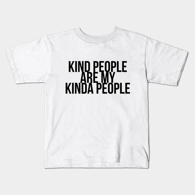 Toddler LS T Shirt or Hoodie People Are My Kinda People