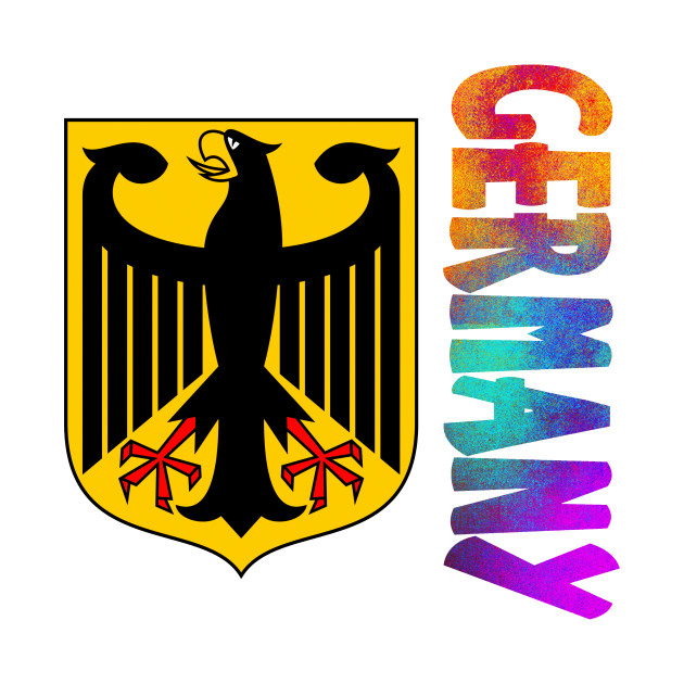 Germany Coat of Arms Design