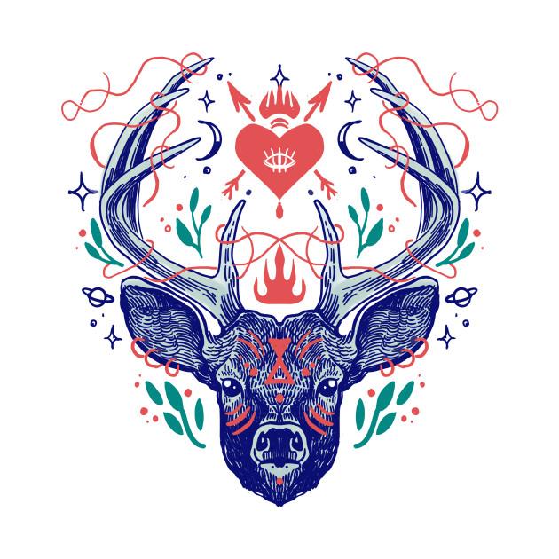 Deer animal spirit