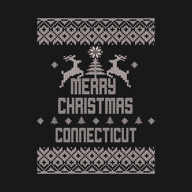 Merry Christmas Connecticut