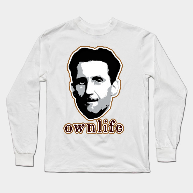 George Orwell 1984 Facecrime T Shirt