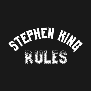 33168a570 Stephen King T-Shirts | TeePublic