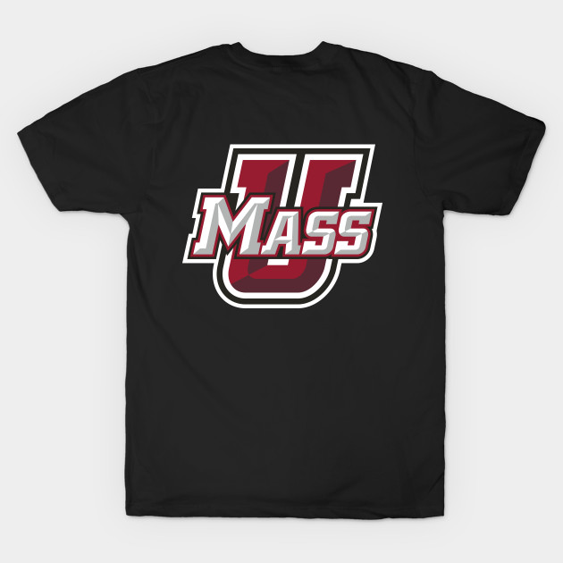NCAA UMass Minutemen T-Shirt V1