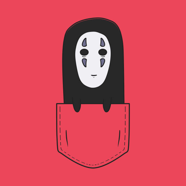 Spirited Away - Pocket No Face