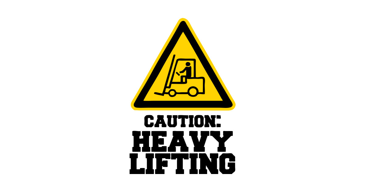 Caution: Heavy Lifting by australianmate