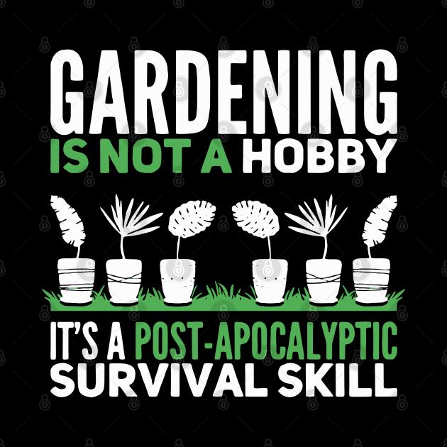 Funny Gardening Quote- Funny Gardener Saying- Gardening Gift