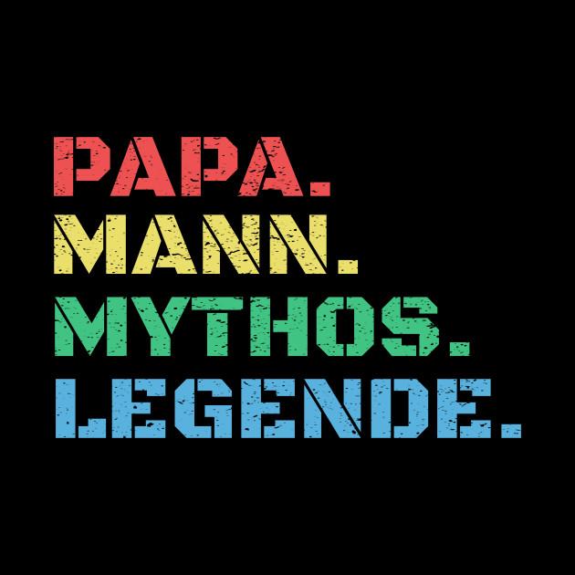Papa - Mann Mythos Legende
